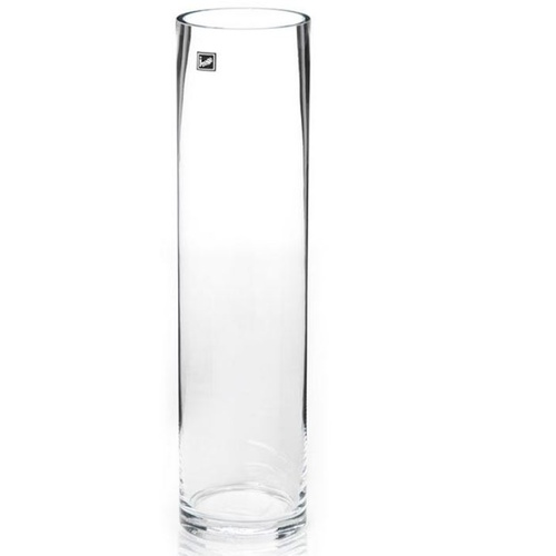 CS10-40 Glass Cylinder Vase (10Dx40Hcm)