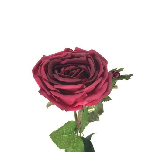 Real Touch Rose spray FB0027 -BUR