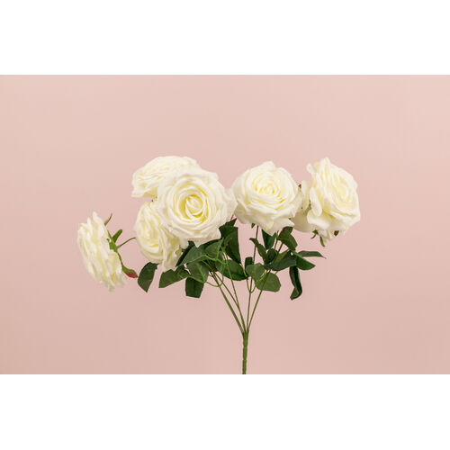 Large Rose Bunch HU0024-WH