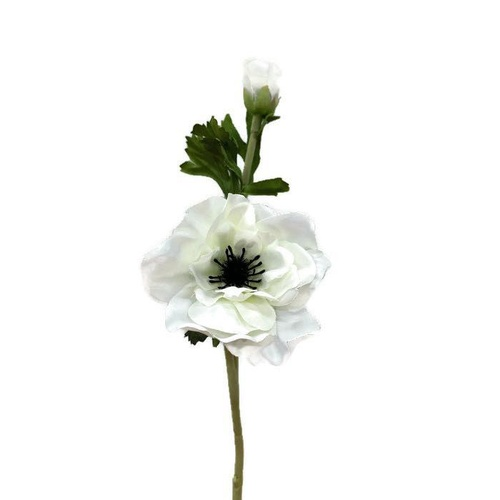 Single Anemone Spray JI2463-WH