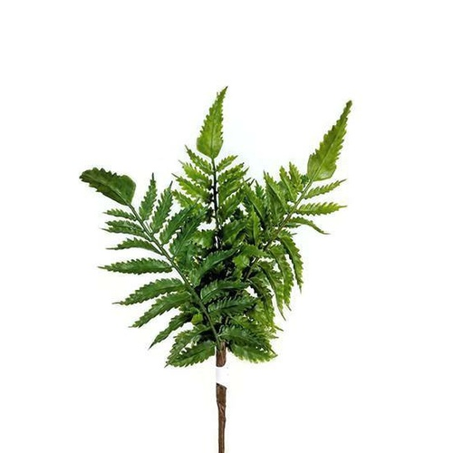 Real Touch Leather Fern JI2509