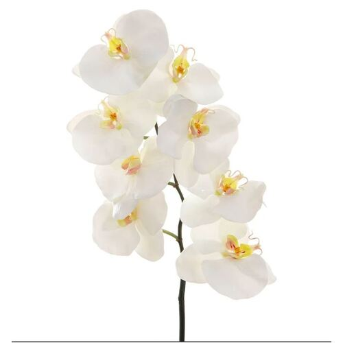 Real Touch Phalaenopsis orchid O26WH